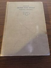 Gone with the Wind by MARGARET MITCHELL ~ First Edition  Electrotyped July 1936