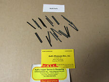 Wahl  Blade Guides Parts  Fits Oster and Andis Blades