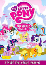 MY LITTLE PONY: Friendship Is Magic - A Pony for Every Season DVD