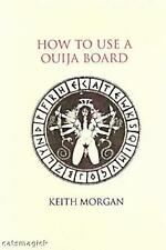 How To Use A Ouija Board by Keith Morgan!  pagan wicca witch