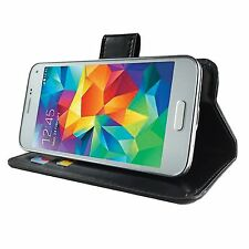 Smartphone Nano Flip Case For HUAWEI Ascend G300 - 360 Black S