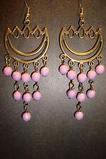 Large Long Indian~Asian Ethnic Boho Chandelier Earrings~ER145~uk seller~