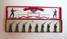 POTSDAMER ZINSOLDATEN Lead Toy Soldier FRENCH INFANTRY OF THE LINE BOXED SET