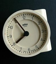Braun KC Kitchen Clock Dietrich LUBS Dieter Rams Modernist Industrial design