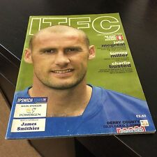 Ipswich Town v Derby County 2003-04 FAC Cup