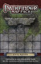 Pathfinder Map Pack: Evil Ruins PZO 4045