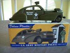 1940'S DIMESTORE DREAMS FOR TRAIN,GAS, SERVICE STATION PLAYSET ARMY  POLICE