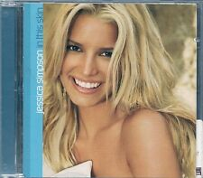 CD ALBUM 14 TITRES--JESSICA SIMPSON--IN THIS SKIN--2004
