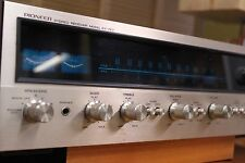 1972 Vintage PIONEER SX-727 Stereo Receiver - CLEAN works 100% TESTED