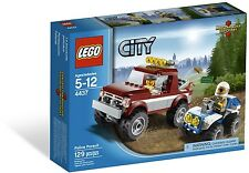 LEGO City Police Pursuit (#4437)(Retired 2012)(Very Rare)(NEW)