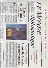 le monde diplomatique 532 - juillet 1998 asie orientale - balkans -etat carceral