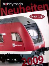 Catalogo HOBBYTRADE novità 2009 - in Danish  [TR.4]