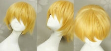 New cosplay the Dino the Ouran Honey Color wig + Gift Wigs Mesh Cap