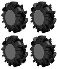 Four 4 Gorilla Silverback ATV Tires Set 2 Front 28x10-12 & 2 Rear 28x10-12