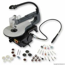 Variable Speed Scroll Saw with FREE Rotary Shaft Package