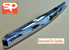 RANGE ROVER SPORT 2005 - 2011 CHROME TAILGATE BOOT TRIM COVER 3M TAPE