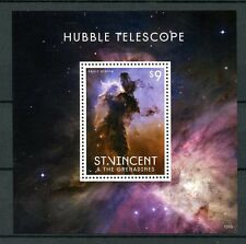 St Vincent & Grenadines 2013 MNH Hubble Telescope 1v S/S I Nebula Space Stamps