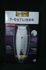 ANDIS T-OUTLINER Corded Trimmer Outlining, Dry Shaving And Fading 04710