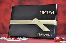 Yves Saint Laurent OPIUM SET EDT 50ml, VINTAGE, VERY RARE, NEW IN BOX