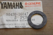 YAMAHA XS1  XS2  XS650  TX750  GENUINE GEAR-SHIFTER BOLT GASKET - # 90430-16047