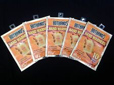 10 HAND WARMERS - Survival - Camping - Cold Weather - GREAT PRICE!