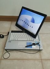Fujitsu Lifebook T900, 2.40GHz Core i5-520M, 4GB RAM, 500GB HDD, Windows 7 Pro