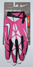 Nike Men's Vapor Jet 2.0 High-Speed Skill Football Gloves NWT several choices **