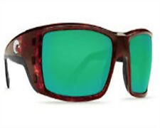 Costa Del Mar Sunglasses PERMIT TORTOISE GREEN 580p NEW