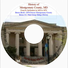 Montgomery County Maryland History - MD Genealogy