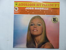 JOSS BASELLI Accordeon parade N°2 S52588
