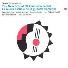 "GERARDO NUNEZ ""NEW SCHOOL OF FLAMENCO GUITAR"" CD NEU"