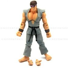 "JAZWARES STREET FIGHTER RYU 4"" ACTION FIGURE TOY GIFT !!"