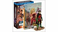 Justice League vs. Teen Titans Blu-ray/DVD Graphic Novel & Figurine Ltd edition