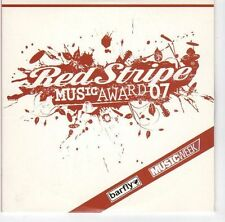 (EA745) Red Stripe Music Award 07, 6 tracks - 2007 Music Week CD