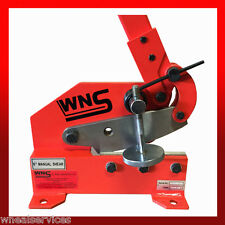 "WNS Multi Purpose Lever Cropper Plate Manual Shear Guillotine 150mm / 6"" Blade"