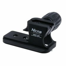 Nicna QRP-03 Quick Release Lens Foot Plate For Nikon 70-200mm f2.8 VR VRII Black