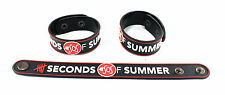 5 Seconds of Summer  Rubber Bracelet Wristband She Looks So Perfect aa174