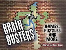 Brain Busters: Games, Puzzles and More! (Dover Children's Activity Books), Snape