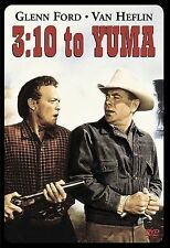 3:10 to YUMA MOVIE DVD CLASSIC 1957 GLENN FORD VAN HEFLIN ACTION WESTERN 92 Min