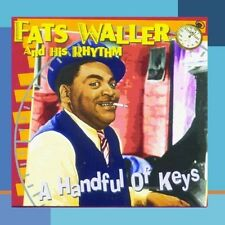 Handful Of Keys - Fats Waller (2013, CD NIEUW)