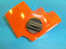 NEW HUSQVARNA AIR FILTER COVER W/THUMB BOLT FITS 334T 338XT 503792604 OEM