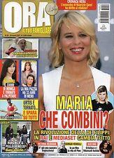 Ora 2017 6.Maria De Filippi,Monica Bellucci,Pino Daniele,Viola Valentino,hhh