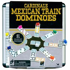 Mexican Train in Case Game