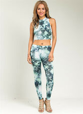 set top pant print outfit clubwear woman outfits leggings Jumpsuit catsuit