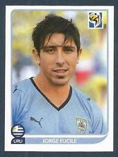 PANINI-SOUTH AFRICA 2010 WORLD CUP- #075-URUGUAY-JORGE FUCCILE
