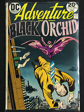 Adventure Comics - Black Orchid (4.0)