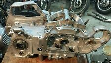 Harley Ironhead Engine Cases 1976 Matching #'s Sportster 1000 Motor XLCH XL AMF