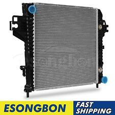 Aluminum Radiator 2481 for 2002-2006 Jeep Liberty 3.7L V6