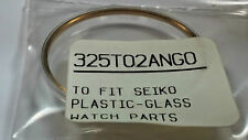 to fit 325T02ANGO Gold rim, Watch Glass Crystal, - watch part
