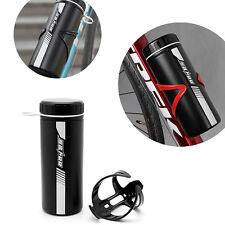 750ML Water Bottle +Bottle Holder MTB Bike Bicycle Cycling Repair Tool Storage